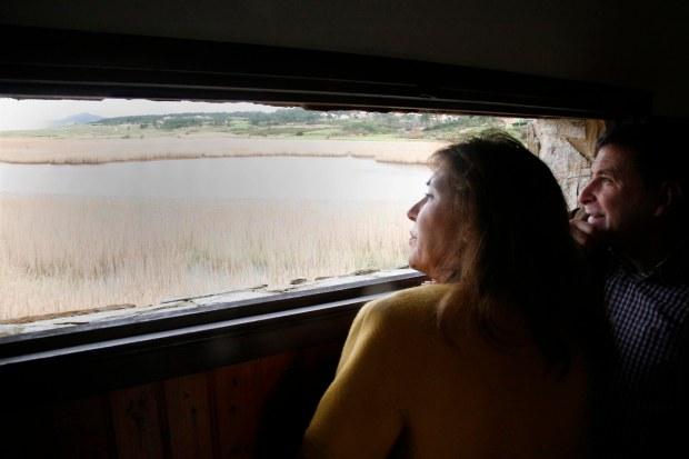 conselleira de Medio Ambiente e Ordenación do Territorio, Beatriz Mato, visitará o complexo dunar de Corrubedo e a lagoa de Vixán, con motivo da celebración do Día Mundial dos Humidais.